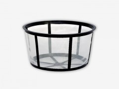 Large sprayer sieve