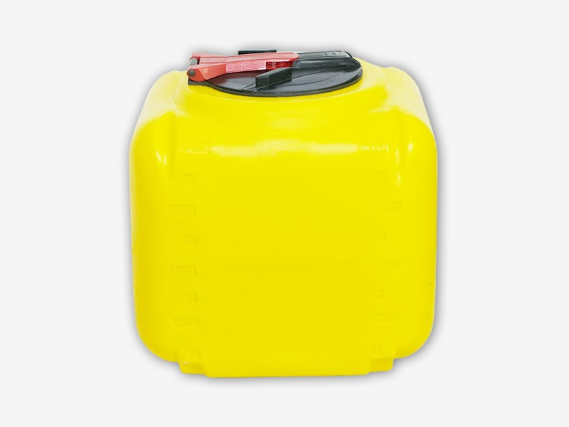 Sprayer tank with lid - termit